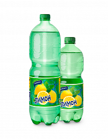"Sparkling soft drink ""Lemon"""