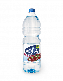 """Aqua Fruit"" cranberry flavored"